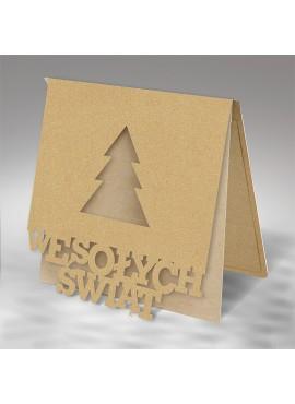 Kartka Świąteczna Eco Design 11 FS580eco