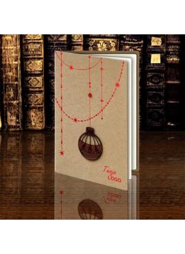 Kartka Świąteczna Eco Design 12 FS533