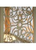 Kartka Świąteczna w Postaci Lampionu FS497sz