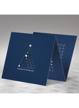 Kartka Świąteczna Trójwymiarowa FS783ng