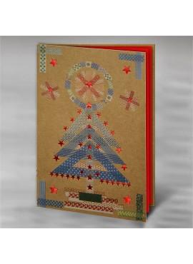 Kartka Świąteczna Eco Design 16 02.038.18330