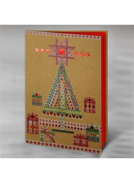 Kartka Świąteczna Eco Design 17 02.038.18329