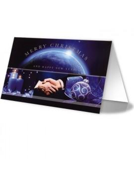 Kartka Świąteczna Biznesowa 011511