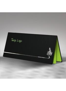 Kartka Świąteczna z Subtelnym Motywem Świątecznym FS360ag