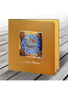 Kartka Świąteczna z Motywem Religijnym W530