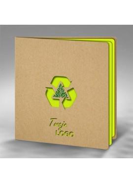 Kartka Świąteczna Eco Design FS747