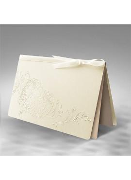 Kartka Świąteczna z Wytłoczonym Motywem Wielkanocnym W319