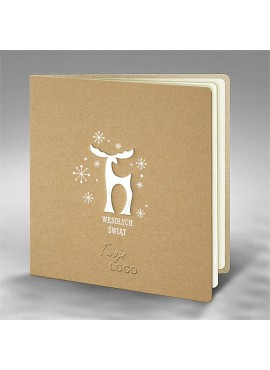 Kartka Świąteczna Eco Design 7 FS761
