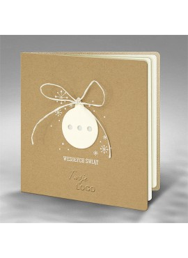 Kartka Świąteczna Eco Design 8 FS762
