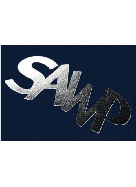 Logo Srebrzone Na Okładce