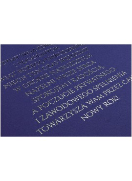 Nadruk Złocony Lub Srebrzony (Hot Print)