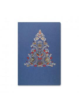 Kartka Świąteczna z Motywem Staropolskim FS881nw